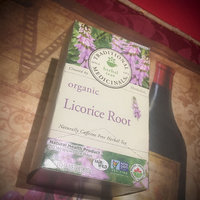 Traditional Medicinals Licorice Root uploaded by VisualEyeCandy R.