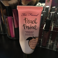 Too Faced Peach Perfect Comfort Matte Foundation - Peaches and Cream Collection uploaded by Raquel C.