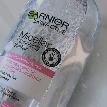 Photo of Garnier SkinActive Micellar Cleansing Water All-in-1 uploaded by Laura T.