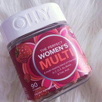 OLLY® The Perfect Women's Multi-Vitamin Blissful Berry Gummies uploaded by Mandy H.