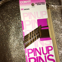 Scunci CONAIR 90 Piece Brown Bobby Pins uploaded by Abiola J.
