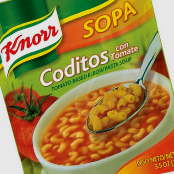 Photo of (11 Pack) Knorr Pasta Soup Mix Tomato Based Star Pasta 3.5 oz uploaded by Kimberly G.