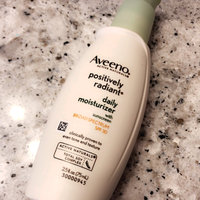 Aveeno® Positively Radiant Daily Moisturizer Broad Spectrum Spf 30 uploaded by Cindy D.
