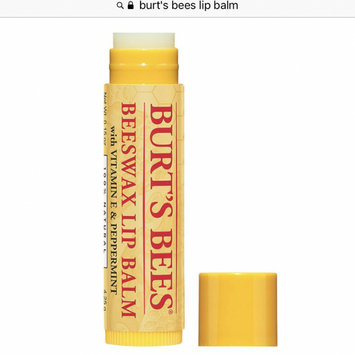 Photo of Burt's Bees Beeswax Lip Balm uploaded by Belle M.