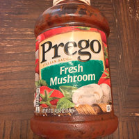 Prego® Fresh Mushroom Pasta Sauce uploaded by Christy C.
