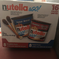 Nutella & Go! Hazelnut Spread + Breadsticks uploaded by Nour T.