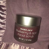 Blueberry And Acai Trader Joes Facial Scrub In Box 2 Oz uploaded by Rebecca G.