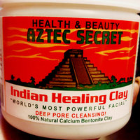 Aztec Healing Clay Mask  uploaded by Ryan W.