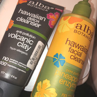Alba Botanica Hawaiian Detox Cleanser Anti-pollution Volcanic Clay uploaded by Carlene M.