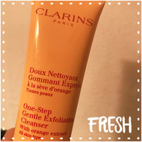 Clarins One Step Gentle Exfoliating Cleanser uploaded by Alyssa B.