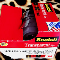 Scotch Transparent Tape uploaded by Sml A.