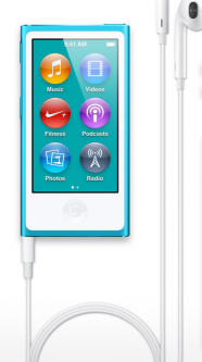 iPod Nano  uploaded by Theresa L.