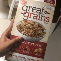 Post Great Grains Cereal Crunchy Pecans uploaded by Nour R.