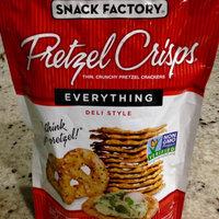 Pretzel Crisps® Crackers Everything uploaded by Nka k.