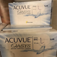 Acuvue Oasys Contact Lenses uploaded by Hazel S.