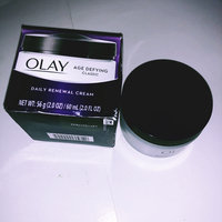 Olay Age Defying Daily Renewal Cream uploaded by Nayaly A.