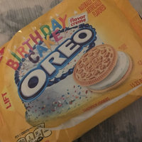 Nabisco Oreo - Sandwich Cookies - Golden Birthday Cake uploaded by Jade H.
