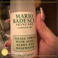 MARIO BADESCU Facial Spray with Aloe, Herbs & Rosewater uploaded by Misty L.