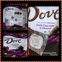 Dove Chocolate Promises Silky Smooth Almond Dark Chocolate uploaded by Roxanne O.