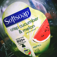 Softsoap® Crisp Cucumber & Melon Liquid Hand Soap uploaded by Emily F.