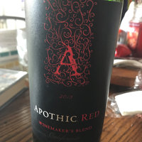 Apothic Red Wine uploaded by Audra W.
