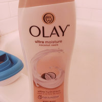 Olay Ultra Moisture Coconut Oasis Body Wash uploaded by Alyssia S.