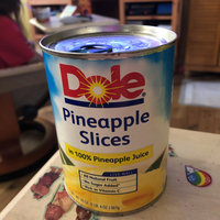 DOLE® Pineapple Slices in 100% Pineapple Juice uploaded by Stacy A.