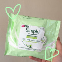 Simple Kind To Skin Cleansing Facial Wipes uploaded by Lea P.