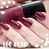 e.l.f. Cosmetics Nail Polish uploaded by Dina E.
