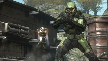 Photo of Halo: Reach uploaded by Heidi K.