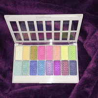 L.A. Colors 16 Color Eyeshadow Palette uploaded by Candace W.