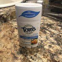 Tom's OF MAINE ANTIPERSPIRANT & DEODORANT Unscented Long Lasting Deodorant uploaded by Lori C.