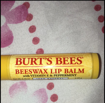 Burt's Bees® Beeswax Lip Balm uploaded by Destiny S.