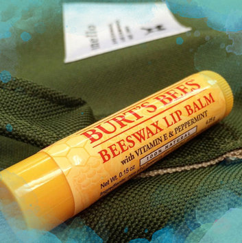 Burt's Bees® Beeswax Lip Balm uploaded by Crystal G.
