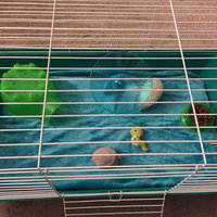 Prevue Pet Products SPV2525 Small Animal Tubbie Cage, 47 by 23-Inch uploaded by julianne m.