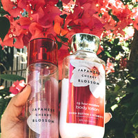Bath & Body Works Signature Collection JAPANESE CHERRY BLOSSOM Fine Fragrance Mist uploaded by lisbeth s.