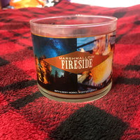 Bath & Body Works®  White Barn MARSHMALLOW FIRESIDE 3-Wick Candle uploaded by Kendall K.