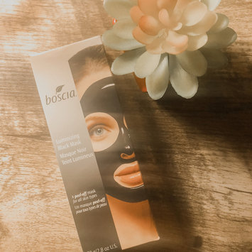Photo of boscia Luminizing Black Charcoal Mask uploaded by VANESSA E.