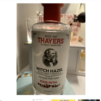 Photo of Thayers Alcohol-Free Rose Petal Witch Hazel Toner uploaded by Kat C.