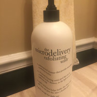 philosophy the microdelivery daily exfoliating face wash uploaded by Angela Y.
