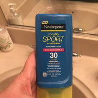 Neutrogena® CoolDry Sport Sunscreen Lotion Broad Spectrum SPF 30 uploaded by Liz R.