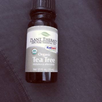 Photo of Plant Therapy USDA Certified Organic Tea Tree (Melaleuca) Essential Oil. 100% Pure uploaded by Jaime G.