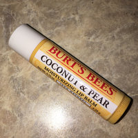 Burt's Bees Coconut & Pear Lip Balm uploaded by Tessa R.