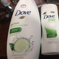 Dove Go Fresh Cool Moisture Body Wash uploaded by Lesly V.