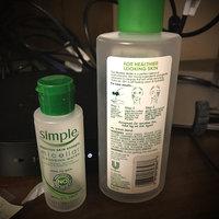 Simple® Micellar Water Cleanser uploaded by Elizabeth H.