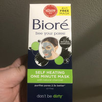 Bioré Self Heating One Minute Mask uploaded by Mirela N.