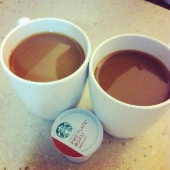 Starbucks Coffee Pike Place Medium Roast Coffee Beans uploaded by Madison K.