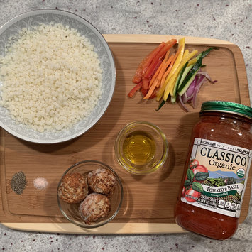 Photo of Classico Organic Tomato & Basil Pasta Sauce uploaded by Andrea M.