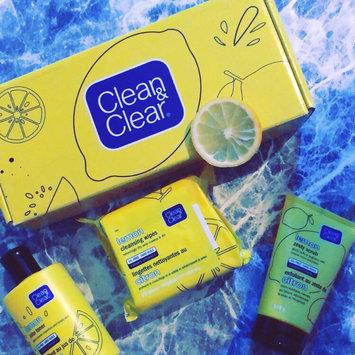 Photo of Clean & Clear Alcohol-Free Lemon Juice Facial Toner uploaded by Rachel W.