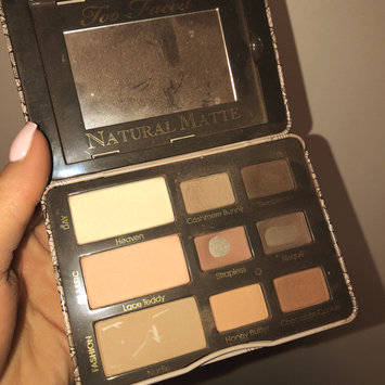 Photo of Too Faced Natural Eyes Neutral Eye Shadow Collection - Make Up uploaded by Desiree S.